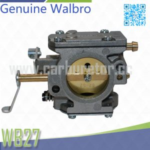WB27 Carburetor-022