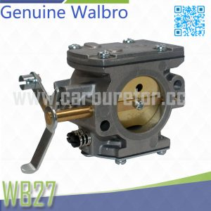 WB27 Carburetor-033
